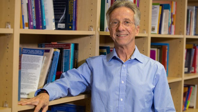 Richard Wagner, the Robert O. Lawton Distinguished Professor of Psychology and and associate director of thte Florida Center for Reading Research.
