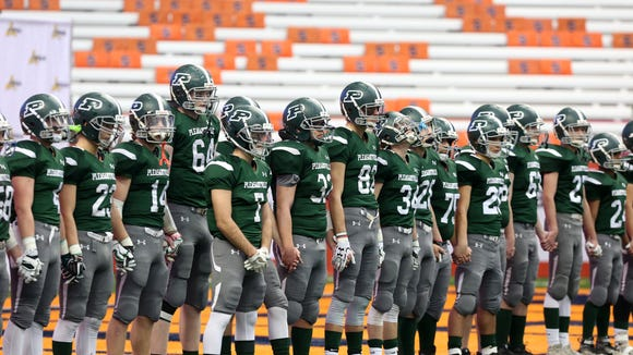 Pleasantville defeated Chenango Forks to win the Class