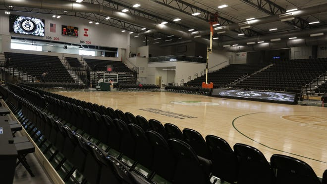 The Menominee Nation Arena, which seats about 3,500, will be the home of the Wisconsin Herd. Concerts and other events are also being booked.