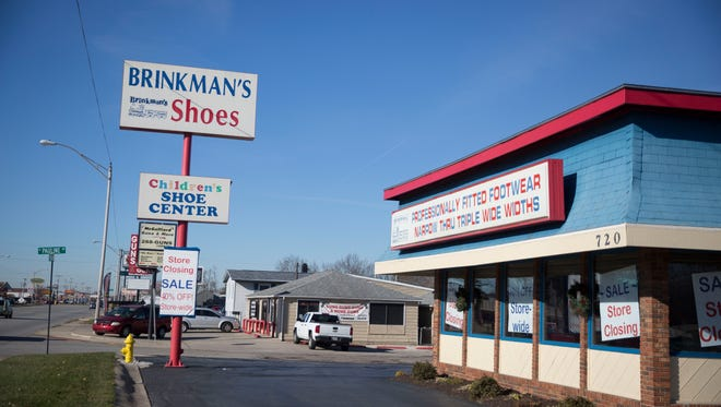 Brinkman's Children's Shoes will be closing it's doors after nearly 42 years of business in Muncie.