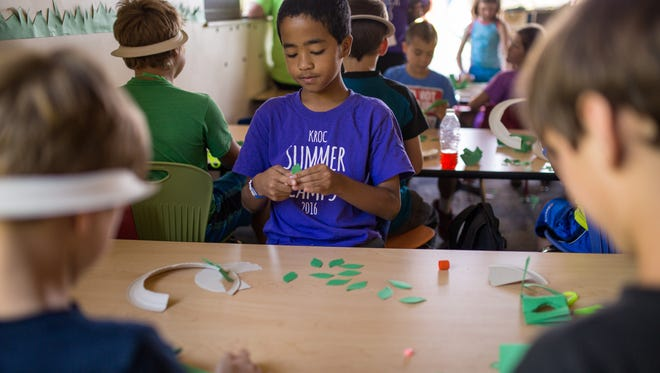 Camp Frost: This day camp for ages 4 to 12 includes rock climbing, game and art room, swimming, as well as making ornaments and gingerbread houses. Time/Date: 8 a.m. to 5 p.m. Monday-Friday, Dec. 18-22 Location: The Salvation Army Ray & Joan Kroc Corps Community Center, 1865 Bill Frey Drive, Salem. Cost: $150 for all five days for members, $180 for all five days for guests, or $35 single day for members, $45 single day for guests.