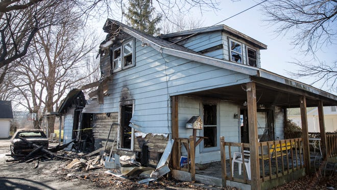 A Muncie couple died in the early morning hours of Dec. 16 when a fire broke out at a southside home in the 1200 block of West 23rd Street. The fire was reported about 3:03 a.m. and is still under investigation.