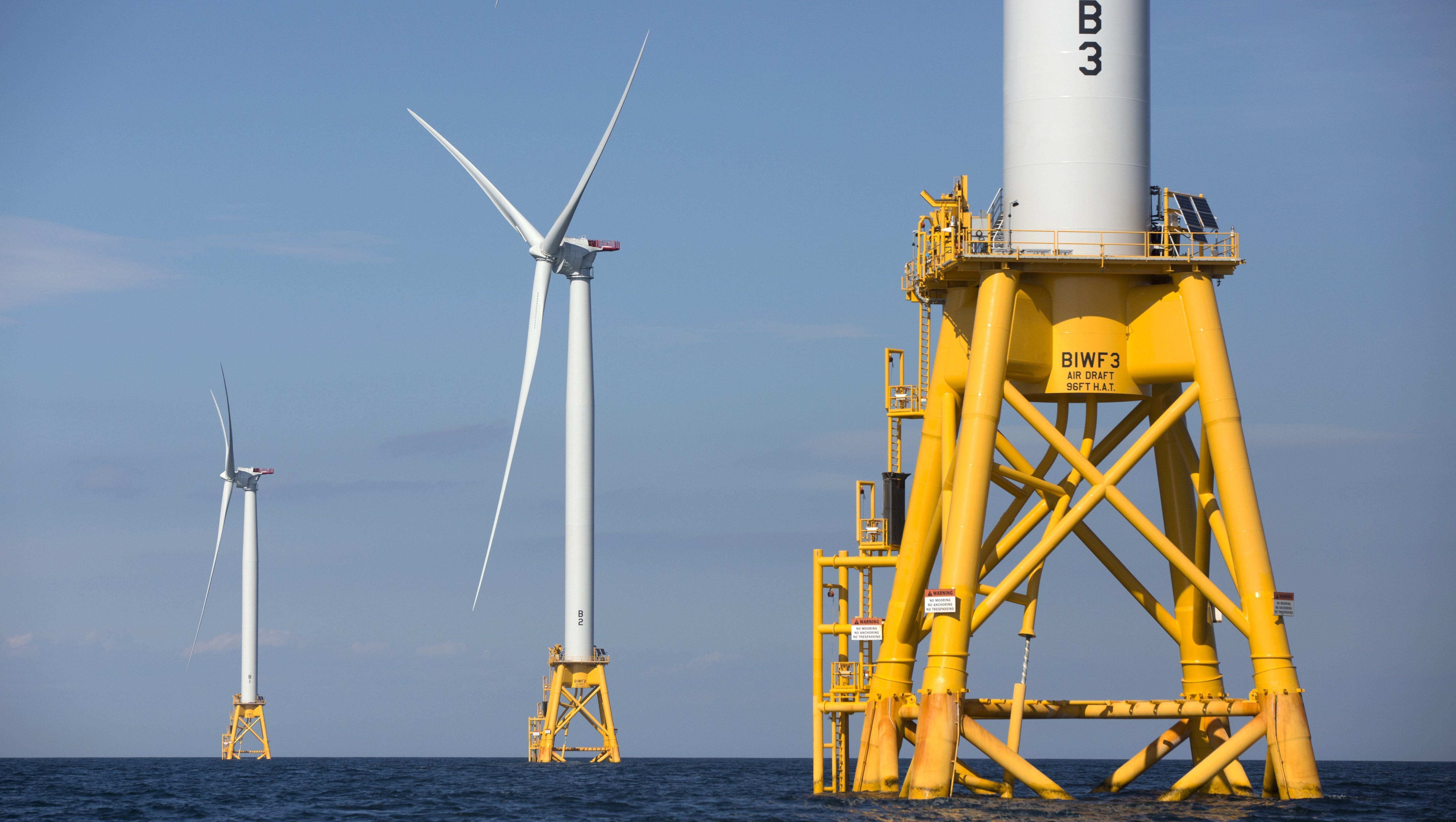 delmarvanow.com - Sara Swann, Salisbury Daily Times - Maryland clean energy bill could triple offshore wind investment