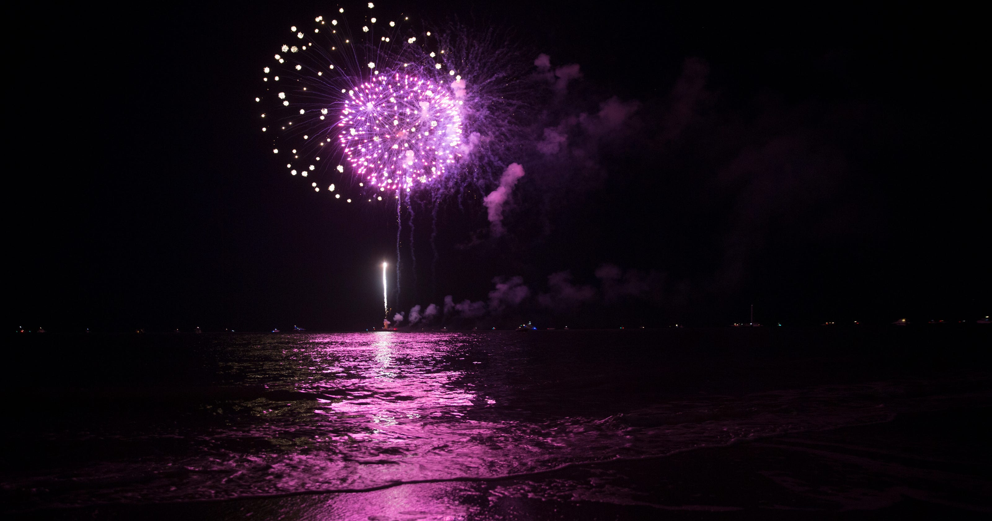 New Years Eve Fireworks Show In Naples What You Need To Know