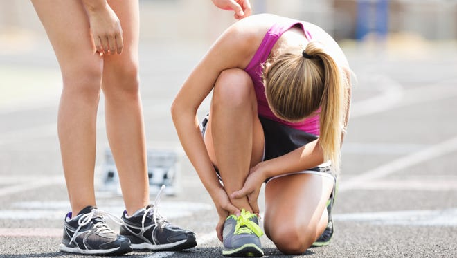Injuries need time to heal or you could make things worse.
