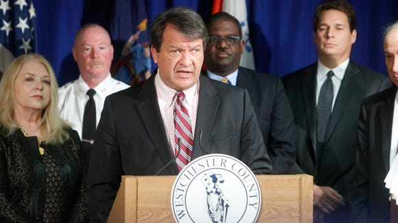 Westchester County Executive George Latimer will join basketball coaches and athletic directors for a press conference to announce the return of Section 1 playoff games to the County Center in 2018.