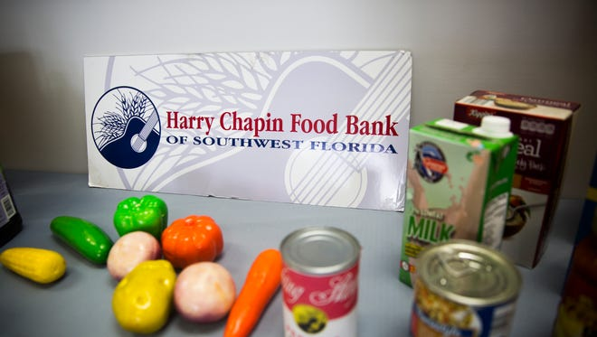The Harry Chapin Food Bank hosted an open house for partner agencies and supporters Feb. 7, 2018, at its then-new location spanning 13,500 square feet in Naples, Fla.