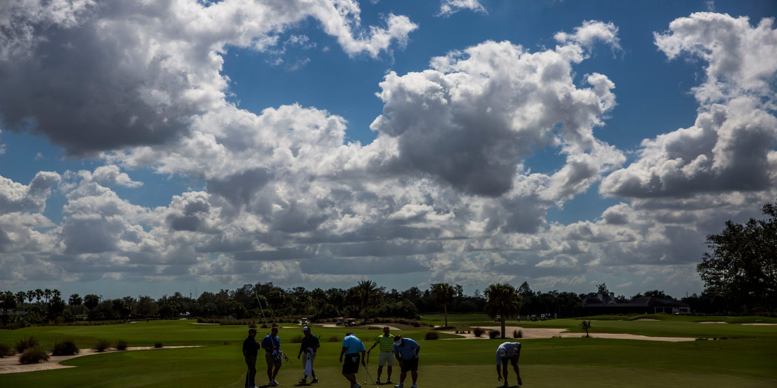 Golf: Chubb Classic notebook: Champions Tour talking of