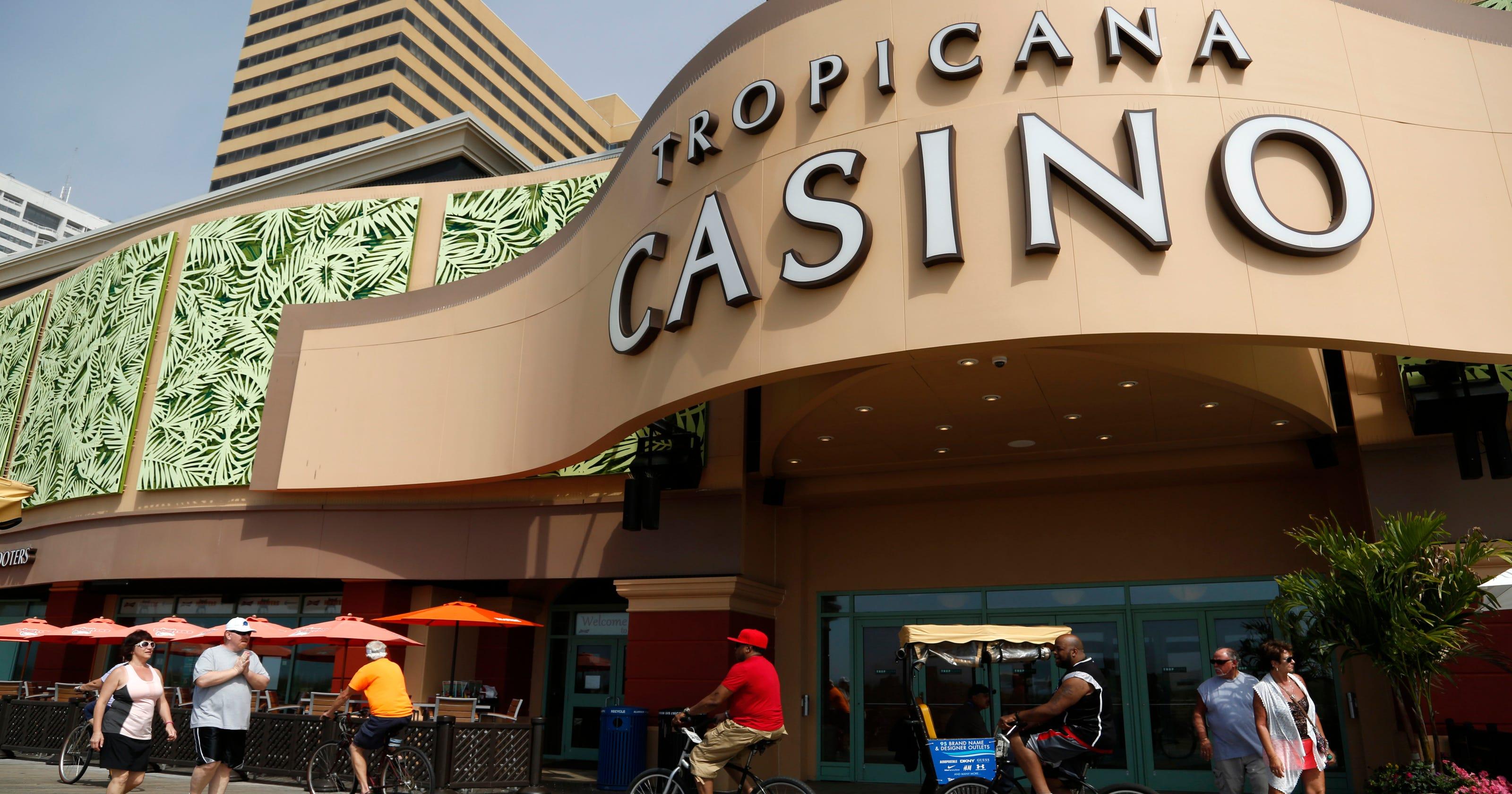 Reno's Eldorado gets temporary OK to own Tropicana casino in