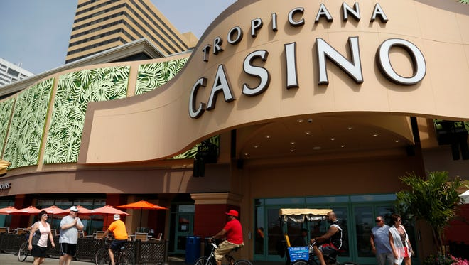 After years of reinvesting in and renovating the casino floor, hotel rooms and eateries, the Tropicana has become the No. 2 casino in Atlantic City in terms of gambling revenue.