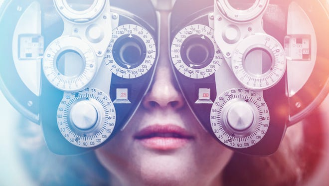 Kentucky's optometrists say they are fighting against people getting eye exams online because they want to protect patients. Critics disagree.