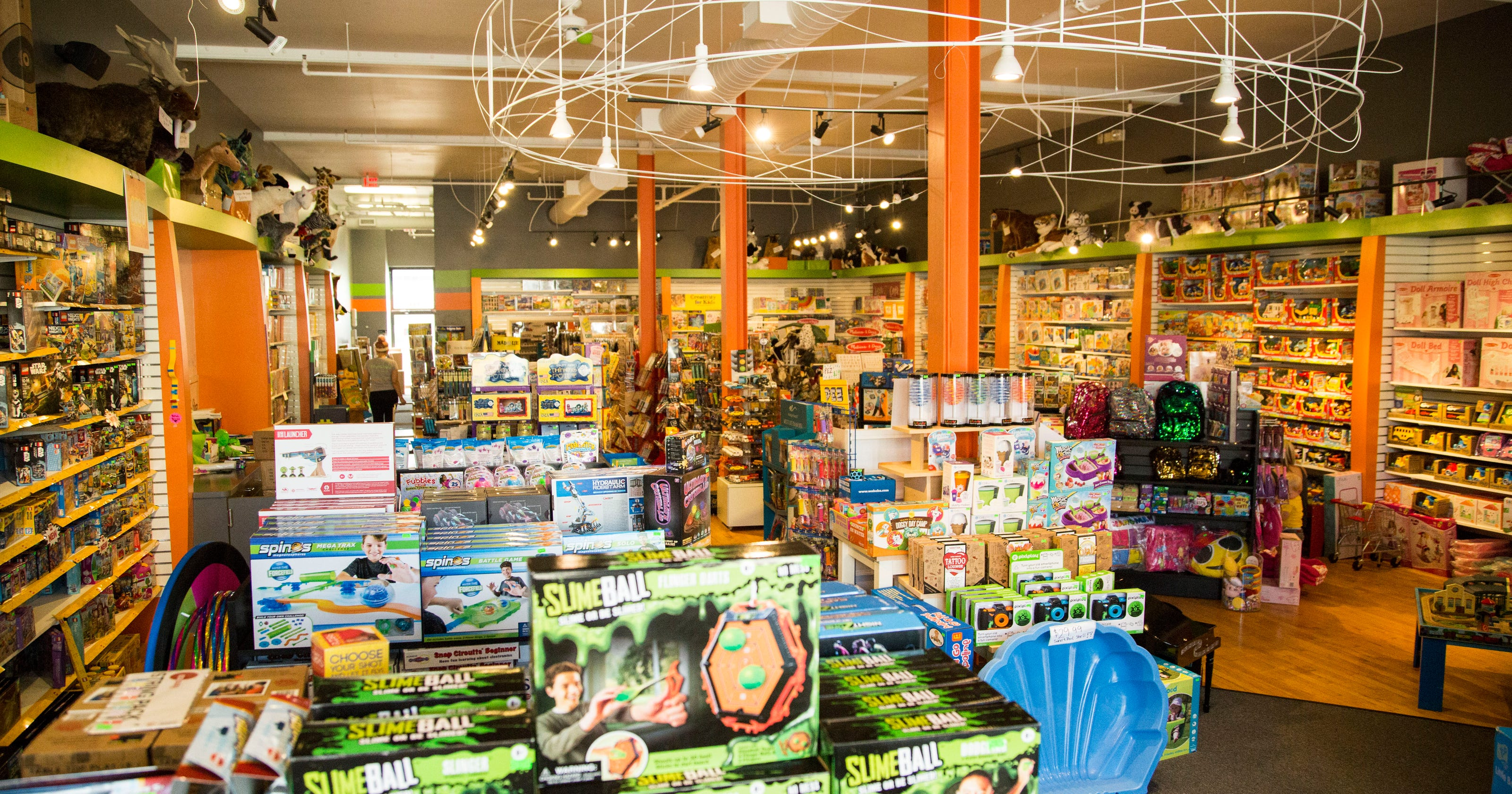 5 Metro Detroit Toy Stores To Replace Your Toys R Us