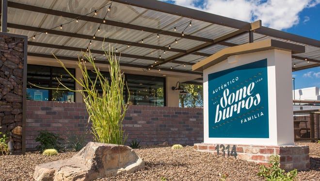 Someburros opened its eighth location in March. The new restaurant is near ASU's Tempe campus.