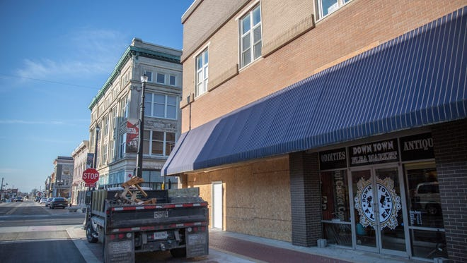 Two vacant downtown storefronts along Walnut Street in downtown Muncie now have new businesses moving in. Downtown Flea Market, Oddities & Antique opened in March with a new steakhouse set to open in the former space occupied by The Silo bar.