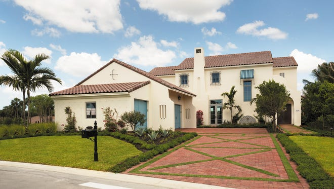 Ashton Woods' Catalonia model is available in the village of Marsh Cove at Fiddler's Creek.