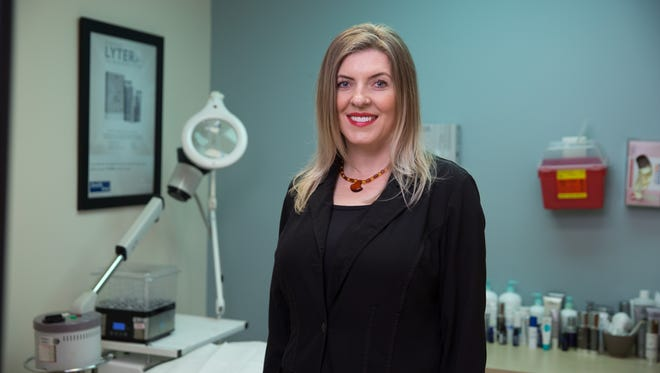 Virginija Bernotiene, RN, is a licensed aesthetician for Health First Medical Group's Viera and Gateway locations.