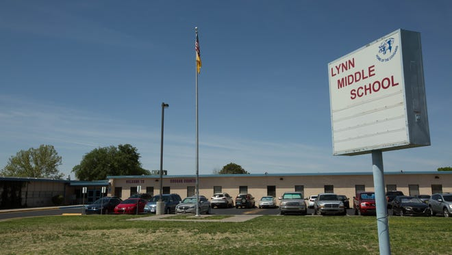 Mesilla Valley Leadership Academy and Lynn Middle School will both be housed at the current Lynn Middle School next school year.