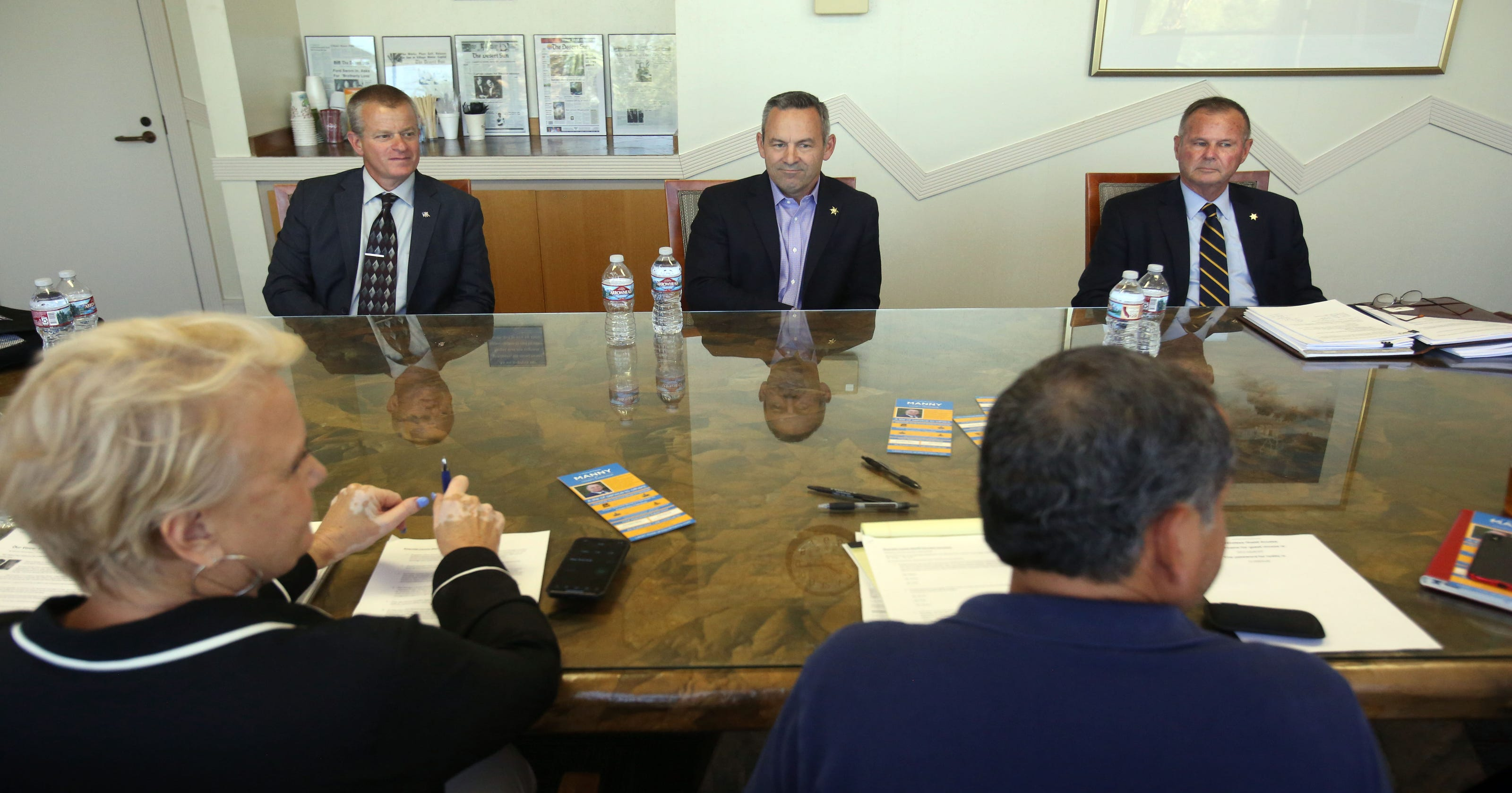 Riverside County Sheriff candidates respond to policy questions