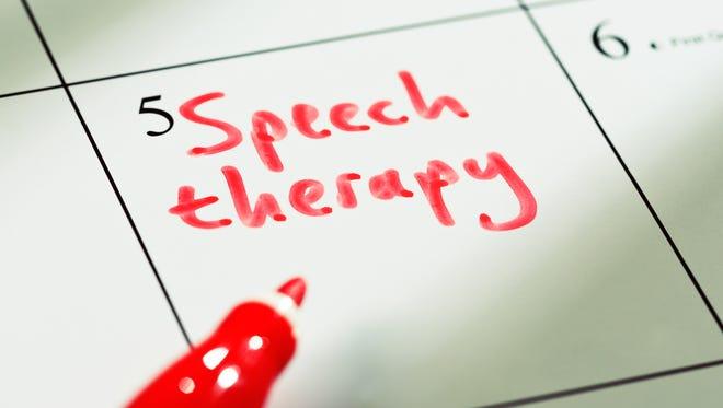 National Stuttering Awareness week begins May 7.