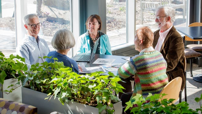 OLLI, the Osher Lifelong Learning Institute at UNC Asheville, offers College for Seniors courses, with registration opening May 17.