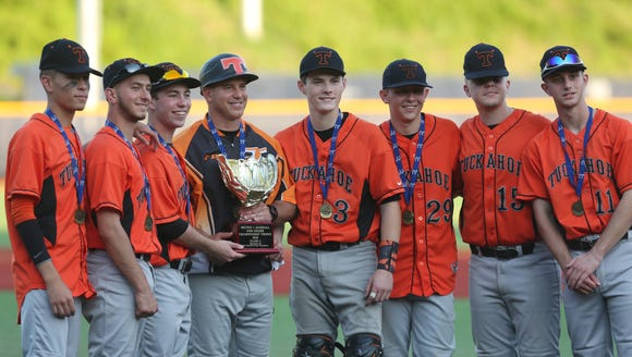 Tuckahoe defeated Pawling 9-5 to win the Section 1