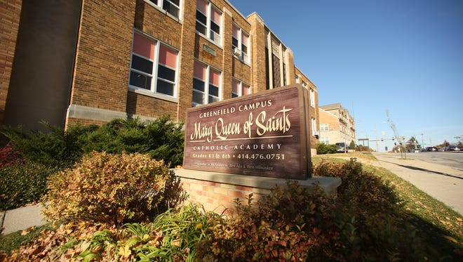 Mary Queen of Saints Catholic Academy in West Allis is one of two schools in the Archdiocese of Milwaukee receiving an award for academic excellence.