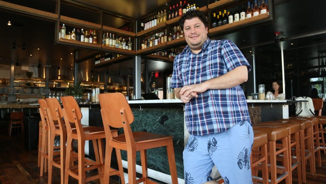 Chef Anthony Lombardo's highly anticipated Italian restaurant, SheWolf Pastificio & Bar, makes its public debut in Detroit's Cass Corridor Friday, June 29, 2018.