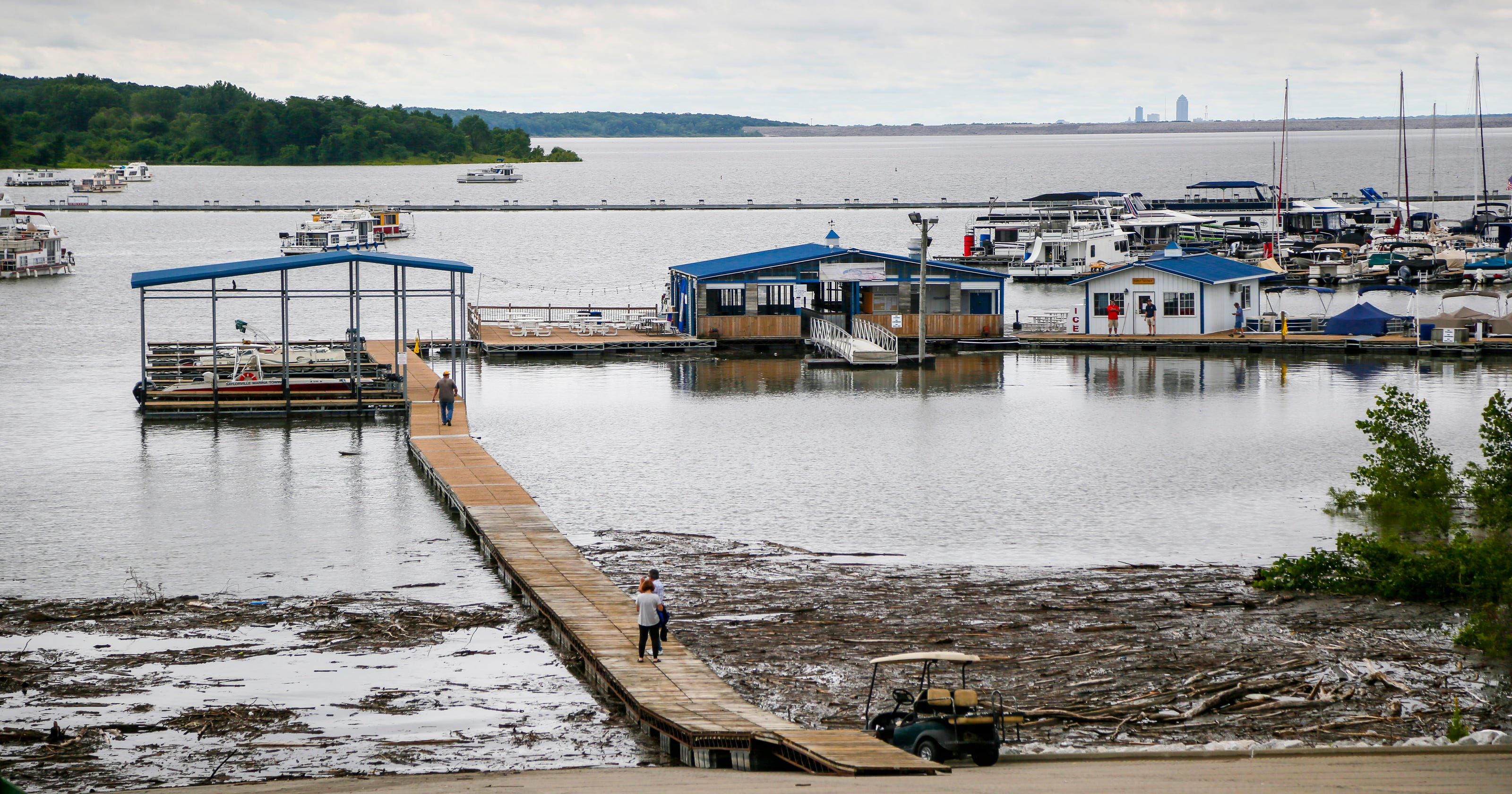 Campground, boat ramp at Saylorville Lake reopens after flooding