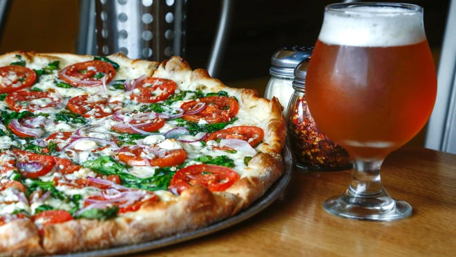 Craft beer meets classic and off-beat pizzas at Pies & Pints, coming in summer 2018 to Clay Terrace in Carmel.
