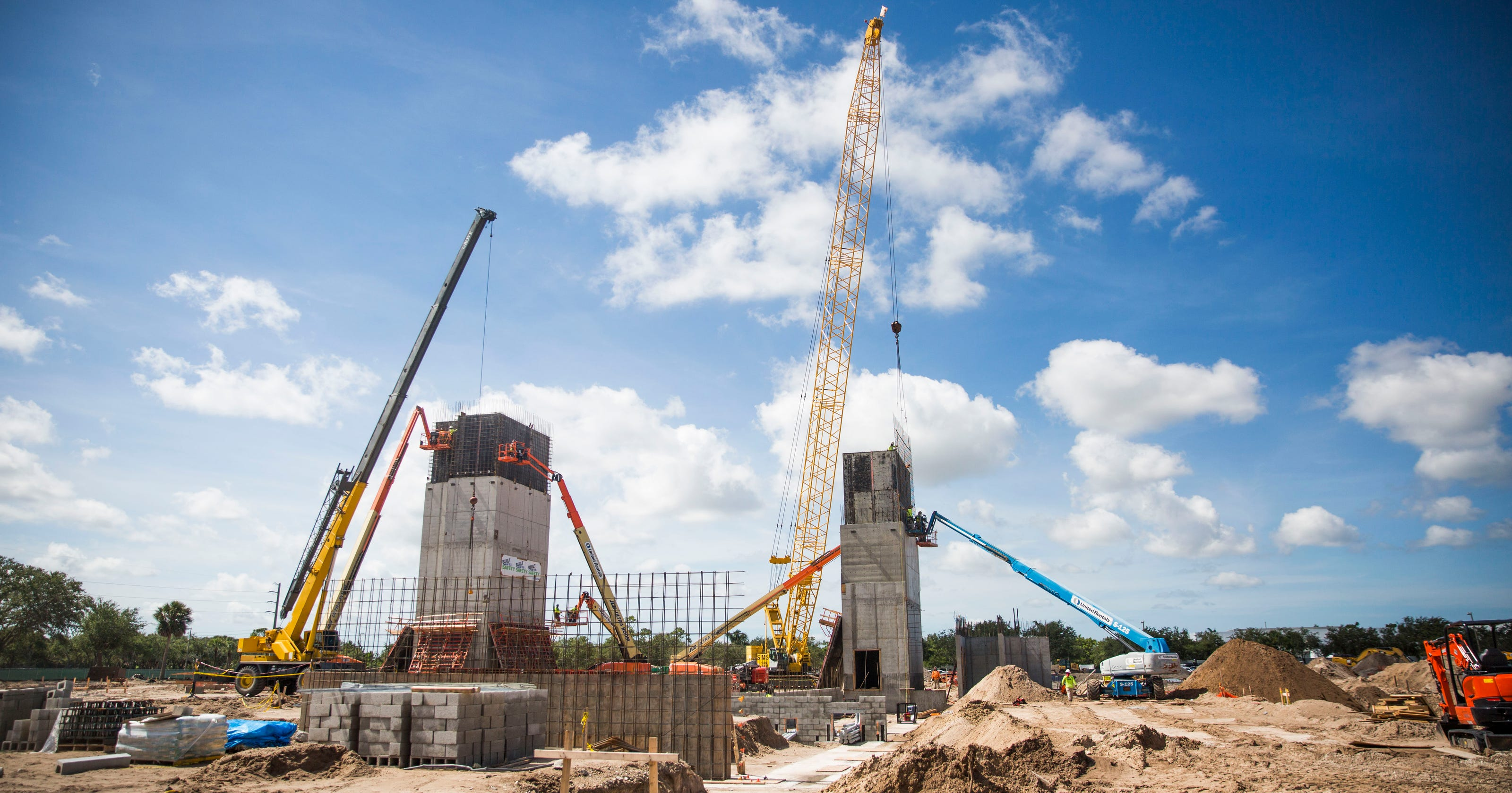 Arthrex moving along on its expansion project in North Naples