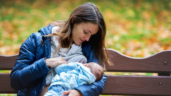 Breastfeeding in public  became legal in all 50 states in 2018.