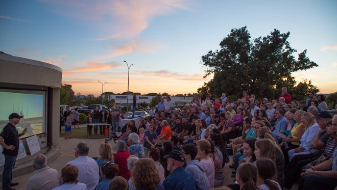 To celebrate the50th anniversary ofApollo 11, the Ventura County Astronomical Society will host a free family friendly Star Party 8 - 11 p.m.July 20at the Moorpark College Observatory. The society offers monthly Star Parties, including one for the Perseid meteor shower.