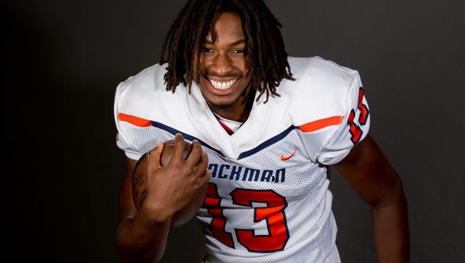 Blackman senior wide receiver Trey Knox will announce his commitment on Monday.