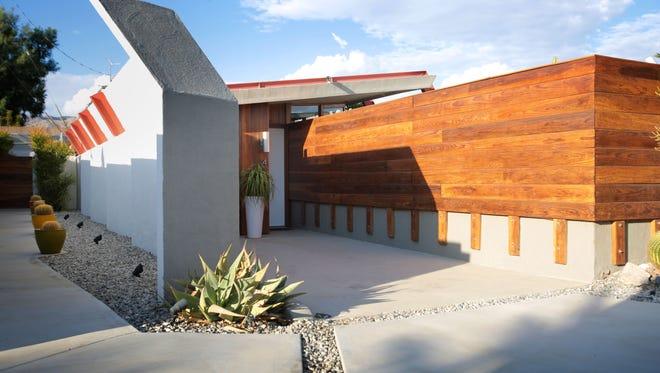 Hotel Lautner in Desert Hot Springs.