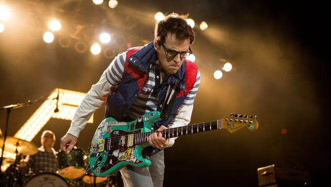 "8/2: Weezer and Panic at the Disco: Weezer's self-titled debut, aka ""The Blue Album,"" became the unlikeliest modern-rock radio staple of the early '90s, fueled by Rivers Cuomo's cult of nerdy personality, sing-along hooks and a blanket of fuzz.  Panic! At the Disco exploded on impact with 2005's ""A Fever You Can't Sweat Out,"" a debut that sent their breakthrough single, ""I Write Sins Not Tragedies,"" to No. 7 on the Hot 100. 
