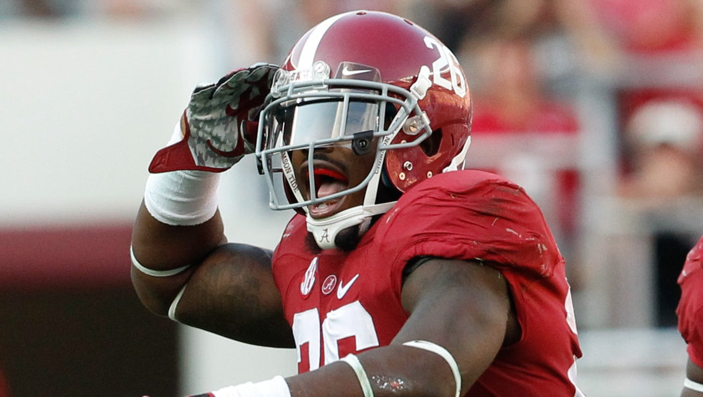 Alabama s Landon Collins wants to stay perfect vs LSU