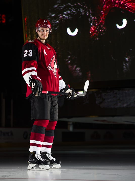 Coyotes Media Day