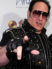 Comedian Andrew Dice Clay  is at Andiamo Celebrity