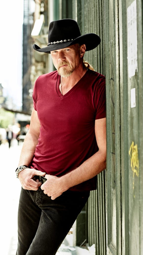 Country artist Trace Adkins is performing at the 2018