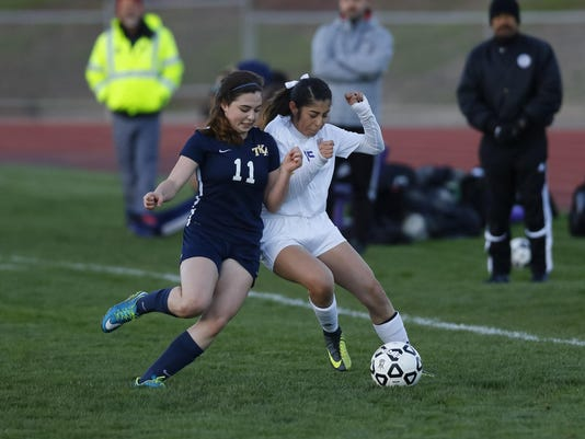 CCS Girls Soccer: Soledad vs. King's Academy
