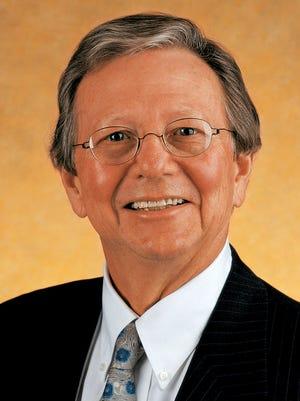Dr. Larry Fleischmann, former president of Children's Hospital of Michigan.
