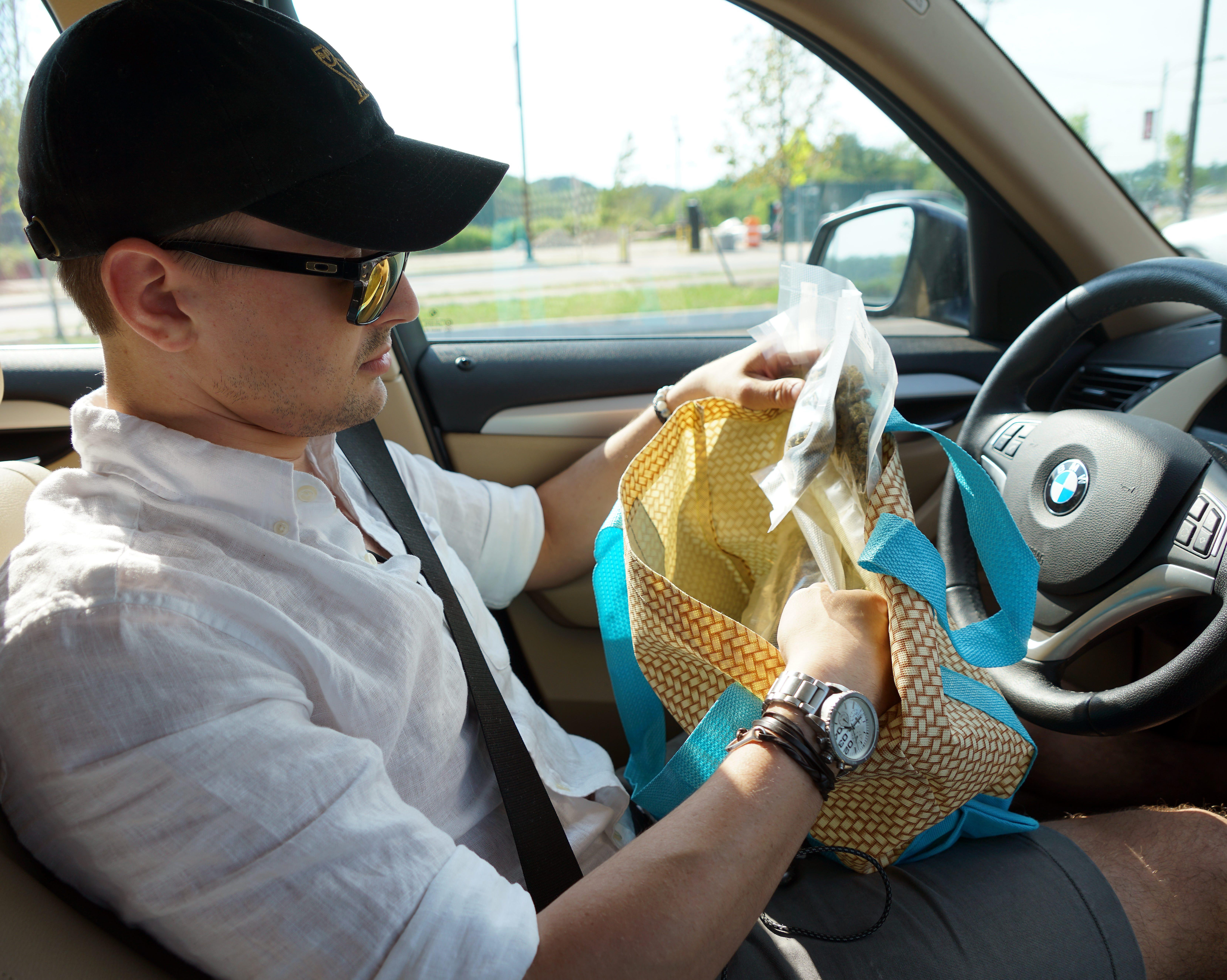 Pot Use Could Double Risk of Car Crash foto