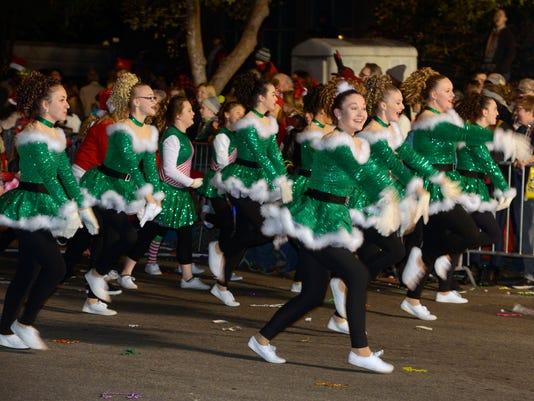 Pensacola Christmas Parade 13