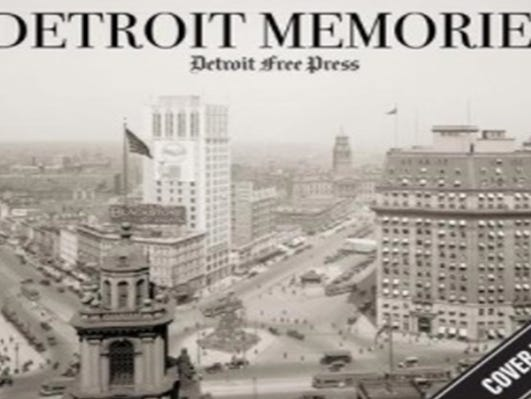 Featuring memories of Detroit from the late 1800s through 1939 in stunning historic photographs