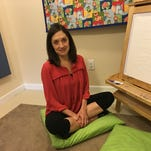 Michelle Nadeem, a forensic interviewer for Valley Children's Advocacy Center in Staunton, specializes in getting an objective report from an abused child that can be used by the legal system. And the center also offers support and therapy for the victim.