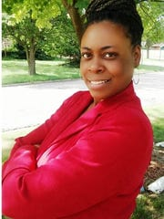 Sonya Brown is a member of the Albion City Council.