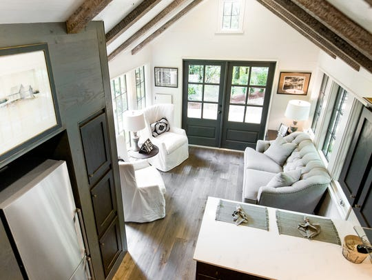 Mountain Brook-based architect Jeffrey Dungan is known