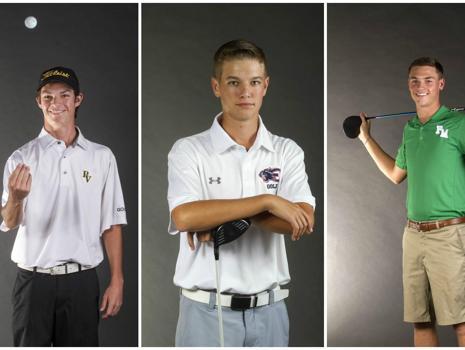 Boys All-Area Golf