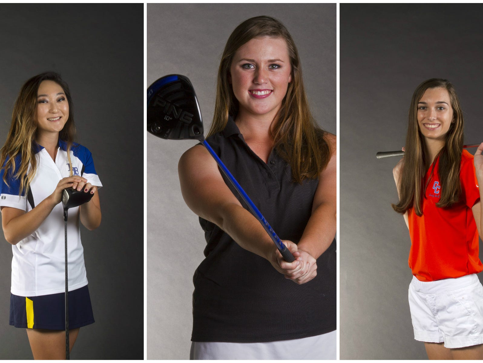 All-Area Girls Golf