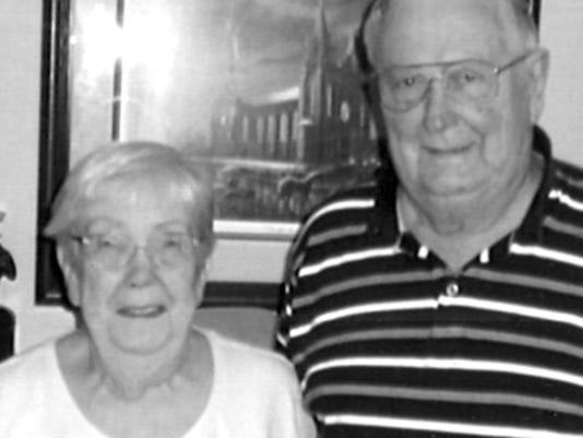 Anniversaries: Leighton Hanson & Delorise Hanson